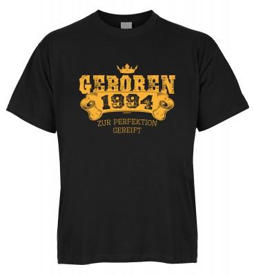 Geboren 1994 zur Perfektion gereift T-Shirt Bio-Baumwolle