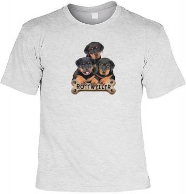 Rottweilers with bone mit der Artikel-Nr.: HK_Mot_07_10807-P15<b>Biker - Motiv T-Shirt</b><br><br><br><b><u>Angaben zum Produkt vom Hersteller:</u><br><br><b><i>Das Material ist 100% Baumwolle</b><b>Die Tshirts haben ein Schulter zu Schulter Nackenband fü