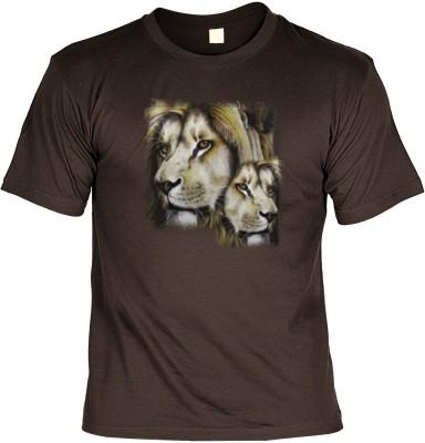 <p>Dieses Shirt ist genau das</p><p>richtige f&uuml r alle Raubtier Fans.</p>