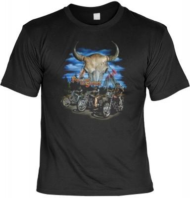 Top Qualität! HK_MTS_01_6384-P16 mit dem Motiv: <br><b>Biker Motorrad T-shirt: Follow the Spirit Fb schwarz</b>,fällt sofort ins Auge und sorgt für einen gelungenen Auftritt.<br><br>T-shirt namenhafter Hersteller in bester Qualität, wie <b>Stedman</b> ode