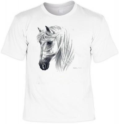 Top Qualität! HK_MTS_02_07582A2 mit dem Motiv: <br><b>Andalusier PferdeTshirt TRANKO - ANDALUSIAN Fb weiß</b>,fällt sofort ins Auge und sorgt für einen gelungenen Auftritt.<br><br>T-shirt namenhafter Hersteller in bester Qualität, wie <b>Stedman</b> oder