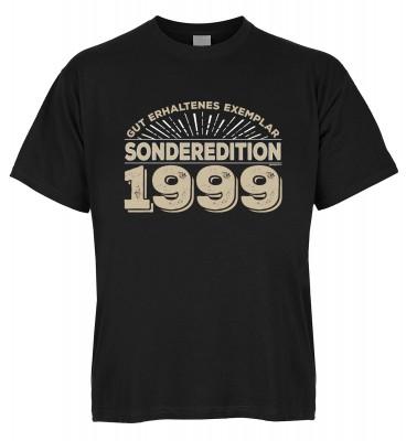 Gut erhaltenes Exemplar Sonderedition 1999 T-Shirt Bio-Baumwolle
