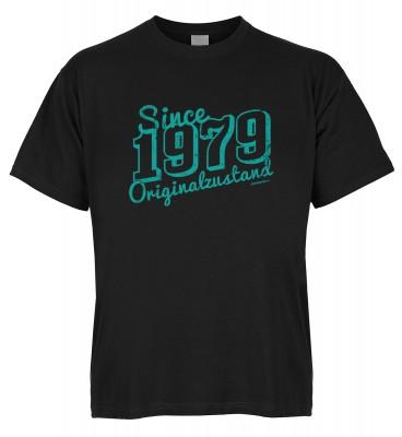 Since 1979 Originalzustand T-Shirt Bio-Baumwolle