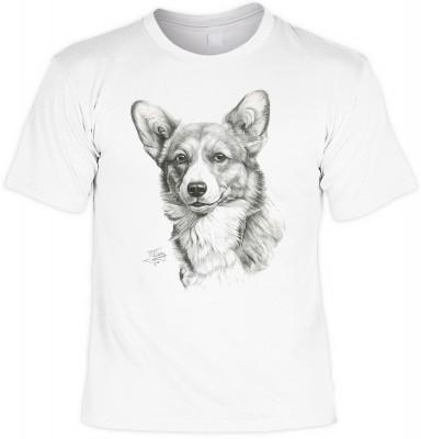 Corgi mit der Artikel-Nr.: HK_Mot_02_13266-P13<b>Biker - Motiv T-Shirt</b><br><br><br><b><u>Angaben zum Produkt vom Hersteller:</u><br><br><b><i>Das Material ist 100% Baumwolle</b><b>Die Tshirts haben ein Schulter zu Schulter Nackenband für besseren Trage