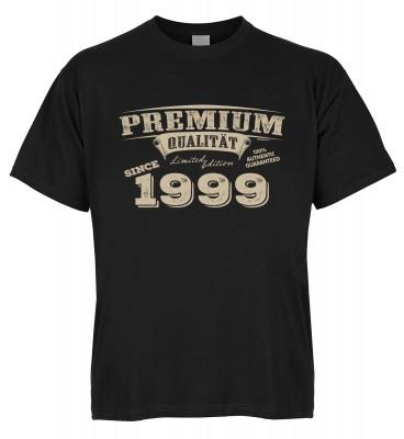 Premium Qualität since 1999 T-Shirt Bio-Baumwolle