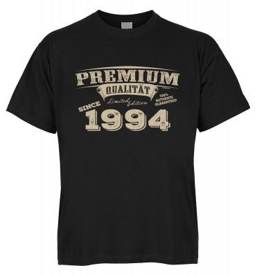 Premium Qualität since 1994 T-Shirt Bio-Baumwolle