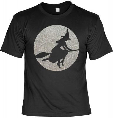 Witch Glitter mit der Artikel-Nr.: HK_Mot_01_17773EG4<b>Biker - Motiv T-Shirt</b><br><br><br><b><u>Angaben zum Produkt vom Hersteller:</u><br><br><b><i>Das Material ist 100% Baumwolle</b><b>Die Tshirts haben ein Schulter zu Schulter Nackenband für bessere