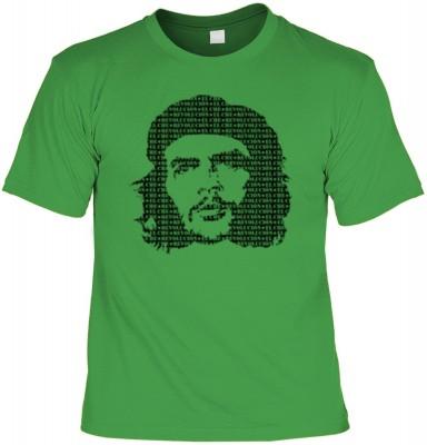 Top Qualität! HK_UCA_16_12105-P8 mit dem Motiv: <br><b>Revolution T-Shirt Che Guevara in hell-grün</b>,fällt sofort ins Auge und sorgt für einen gelungenen Auftritt.<br><br>T-shirt namenhafter Hersteller in bester Qualität, wie <b>Stedman</b> oder <b>Frui