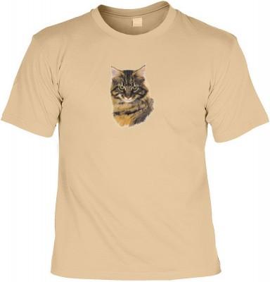 Top Qualität! HK_MTS_14_6057-P16 mit dem Motiv: <br><b>Katzen Baby Kätzchen Tier Tshirt Brown Tabby Fb sand</b>,fällt sofort ins Auge und sorgt für einen gelungenen Auftritt.<br><br>T-shirt namenhafter Hersteller in bester Qualität, wie <b>Stedman</b> ode