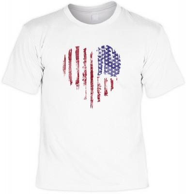 <p>Dieses Shirt zeigt Ihre</p><p>vorliebe f&uuml r die USA.</p>