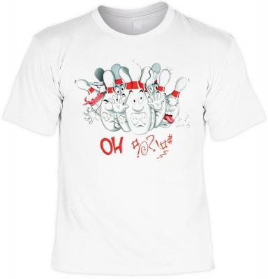 OH #!@!#$ mit der Artikel-Nr.: HK_Mot_02_03104HD2<b>Biker - Motiv T-Shirt</b><br><br><br><b><u>Angaben zum Produkt vom Hersteller:</u><br><br><b><i>Das Material ist 100% Baumwolle</b><b>Die Tshirts haben ein Schulter zu Schulter Nackenband für besseren Tr