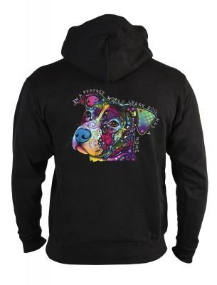 <p>Faszinierende Neon Motive wirken leuchtend, ob zur Party, Freizeit, Disco, immer wieder passend</p>Cooler Herren Design Hoodie, sehr weich und flauschiger Kapuzen Hoodie, das Material ist 80% Baumwolle und 20% Polyester, das Stoffgewicht beträgt 280 g/
