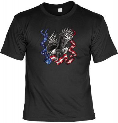 Top Qualität! HK_MTS_01_11620-P16 mit dem Motiv: <br><b>Adler T-Shirt Eagle Fb schwarz</b>,fällt sofort ins Auge und sorgt für einen gelungenen Auftritt.<br><br>T-shirt namenhafter Hersteller in bester Qualität, wie <b>Stedman</b> oder <b>Fruit of the Loo