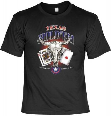 Texas Hold`em mit der Artikel-Nr.: HK_Mot_01_17916D2<b>Biker - Motiv T-Shirt</b><br><br><br><b><u>Angaben zum Produkt vom Hersteller:</u><br><br><b><i>Das Material ist 100% Baumwolle</b><b>Die Tshirts haben ein Schulter zu Schulter Nackenband für besseren