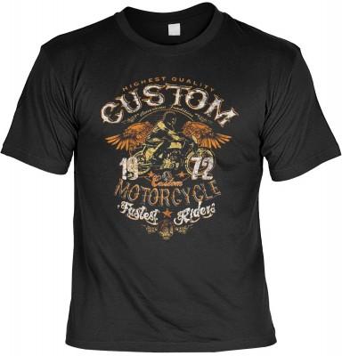 highest quality mit der Artikel-Nr.: HK_Mot_01_17786D1<b>Biker - Motiv T-Shirt</b><br><br><br><b><u>Angaben zum Produkt vom Hersteller:</u><br><br><b><i>Das Material ist 100% Baumwolle</b><b>Die Tshirts haben ein Schulter zu Schulter Nackenband für besser