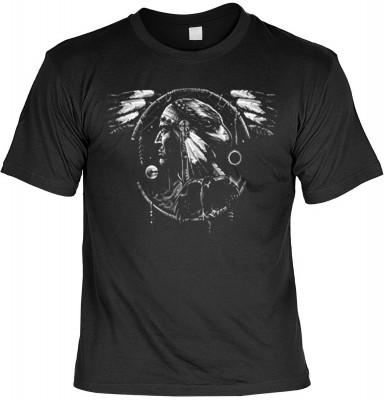 Top Qualität! <br /><b> Mythologie der Ureinwohner Nordamerikas T-Shirt Hawk Dream Spirit in schwarz </b>,fällt sofort ins Auge und sorgt für einen gelungenen Auftritt.<br /><br />T-shirt namenhafter Hersteller in bester Qualität. <b><b>Angenehme u. weich
