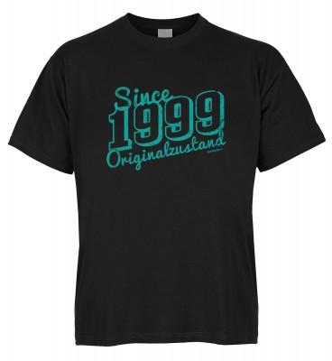 Since 1999 Originalzustand T-Shirt Bio-Baumwolle