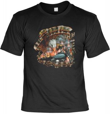 Top Qualität! HK_MTS_01_6178-P18 mit dem Motiv: <br><b>Biker Motorrad Tshirt Sink Your Claws into Something Good Fb schwarz</b>,fällt sofort ins Auge und sorgt für einen gelungenen Auftritt.<br><br>T-shirt namenhafter Hersteller in bester Qualität, wie <b
