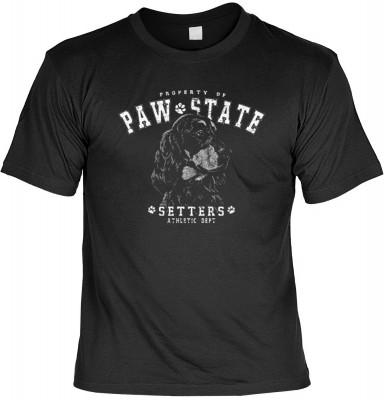 <p>Setter Fans aufgepasst-dieses Shirt</p><p>ist f&uuml r gro&szlig und klein ein tolles Geschenk.</p>