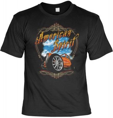 American spirit yellow hot rod mit der Artikel-Nr.: HK_Mot_01_15240-P16<b>Biker - Motiv T-Shirt</b><br><br><br><b><u>Angaben zum Produkt vom Hersteller:</u><br><br><b><i>Das Material ist 100% Baumwolle</b><b>Die Tshirts haben ein Schulter zu Schulter Nack