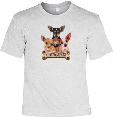 Chihuahua biscuit mit der Artikel-Nr.: HK_Mot_07_10977-P15<b>Biker - Motiv T-Shirt</b><br><br><br><b><u>Angaben zum Produkt vom Hersteller:</u><br><br><b><i>Das Material ist 100% Baumwolle</b><b>Die Tshirts haben ein Schulter zu Schulter Nackenband für be