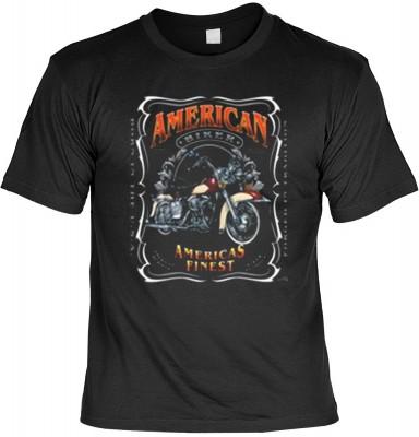 Top Qualität! HK_MTS_01_12645-P16 mit dem Motiv: <br><b>Biker Chopper Cruiser Motorrad Tshirt American Bikers Fb schwarz</b>,fällt sofort ins Auge und sorgt für einen gelungenen Auftritt.<br><br>T-shirt namenhafter Hersteller in bester Qualität, wie <b>St