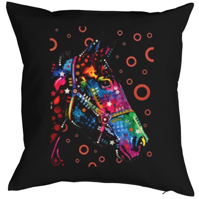 <p>Faszinierende Neon Motive wirken leuchtend, ob zur Party, Freizeit, Disco, immer wieder passend</p>Kissen mit Füllung:<br><br>Kissenbezug: 100% <br>samtiger Anti-Spot-Stoff mit hochauflösendem Druck<br>Maschinenwäsche bis 50 Grad<br>Kissenfüllung: Hüll