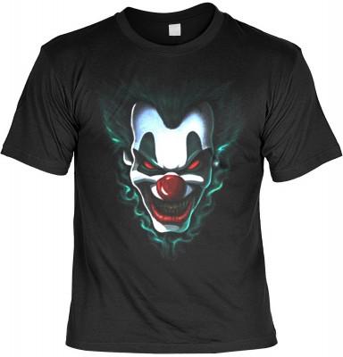 Top Qualität! HK_MTS_01_13124D0 mit dem Motiv: <br><b>Halloween Grusel Tshirt Freakshow Fb schwarz</b>,fällt sofort ins Auge und sorgt für einen gelungenen Auftritt.<br><br>T-shirt namenhafter Hersteller in bester Qualität, wie <b>Stedman</b> oder <b>Frui