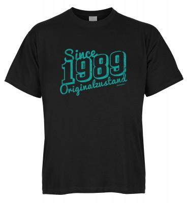 Since 1989 Originalzustand T-Shirt Bio-Baumwolle