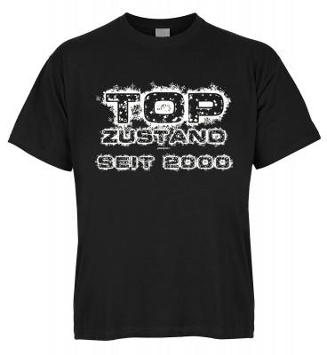 Top Zustand seit 2000 T-Shirt Bio-Baumwolle