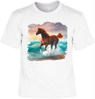 Top Qualität! HK_MTS_02_02342A2 mit dem Motiv: <br><b>Pferd Tshirt Surfdancer Fb weiß</b>,fällt sofort ins Auge und sorgt für einen gelungenen Auftritt.<br><br>T-shirt namenhafter Hersteller in bester Qualität, wie <b>Stedman</b> oder <b>Fruit of the Loom